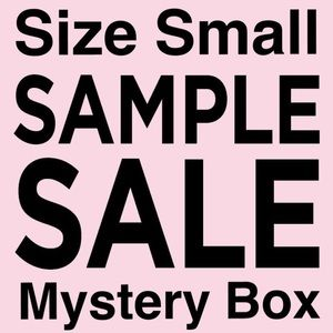 🛍 SIZE SMALL MYSTERY BOX: 10 Items | PRICE FIRM